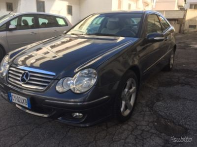 usado Mercedes 220 csport coupecdi restyling nuovoooo