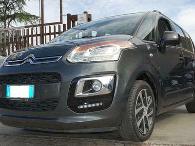 usata Citroën C3 Picasso 1.2 PureTech 110 Exclusive Led Bluetooth Km-39998