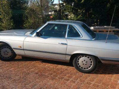 usata Mercedes 280 sl-1980