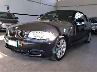 usata BMW 120 Cabriolet Serie 1 Futura CAMBIO AUTOMATICO