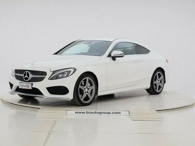 usata Mercedes C250 d Automatic Coupé Premium