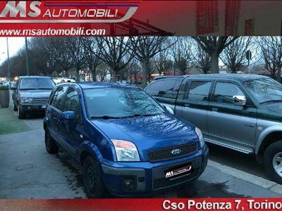 usata Ford Fusion 1.6 tdci 5p. titanium unicoproprietario diesel