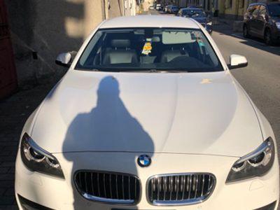 usado BMW 518 serie d