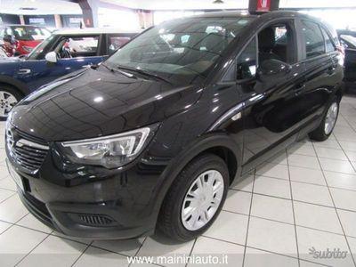 brugt Opel Crossland X 1.6 diesel 8V Advance + Retr...