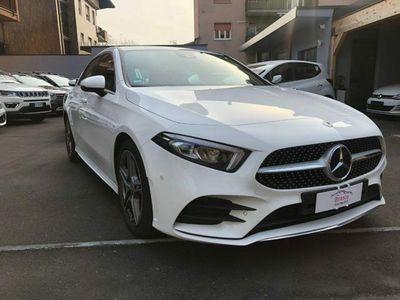 usata Mercedes A220 Automatic Premium AMG LUCI SOFFUSE