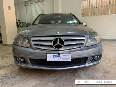 usata Mercedes C200 CDI S.W. BlueEFFICIENCY Executive