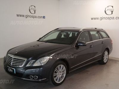 used Mercedes 250 Classe E Station WagonCDI BlueEFFICIENCY Elegance del 2013 usata a Cuneo