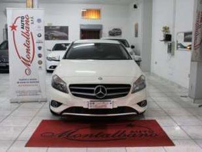 usata Mercedes A160 CDI ADATTA NEO PATENTATI Diesel