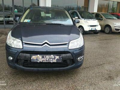 usata Citroën C4 1.6 diesel