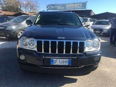 usata Jeep Grand Cherokee 3.0 V6 CRD Limited FULL GANCIO TRAINO