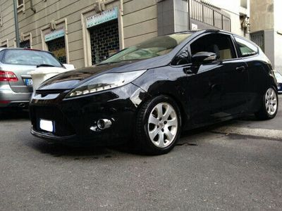 usata Ford Fiesta Ikon 1.4 TDCi 70CV 3p. Business