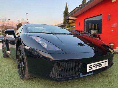 usata Lamborghini Gallardo 5.0 V10 Spyder R19/PINZA GIALLA/SOSPENSIONI/NAVI