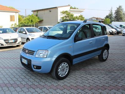 usata Fiat Panda 4x4 Climbing 1.2 benzina 60cv Euro4