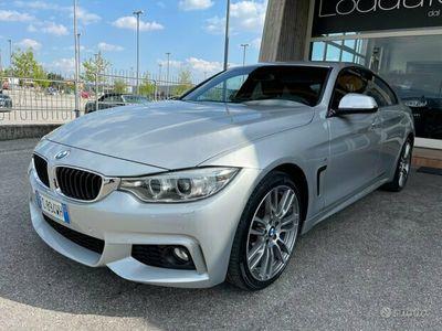 usata BMW 420 Gran Coupé Serie d X-drive M-SPORT - 2016