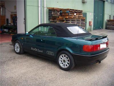 usata Audi 80 Cabrio 2.0 E cat ISCRITTA ASI