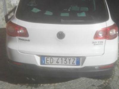 używany VW Tiguan 1ª serie - 2010