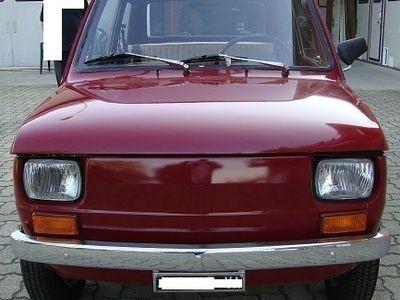 usata Fiat 126 A prima serie anno 1974 auto storica (A prima serie anno 1974)