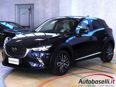usata Mazda CX-3 1.5L SKYACTIV-D 4WD EXCEED 6AT