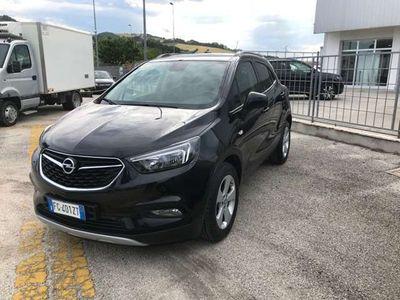 usata Opel Mokka X 1.6 CDTI Ecotec 4x2 Advance
