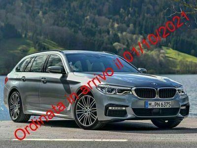 usata BMW 520 e Touring Luxury