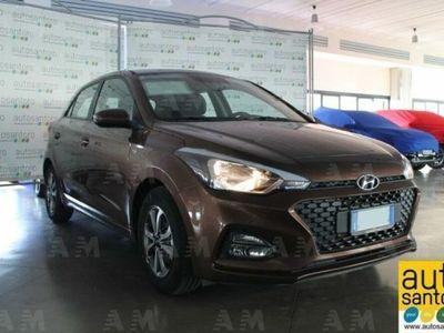 gebraucht Hyundai i20 1.2 5 porte Tech nuova a Salerno