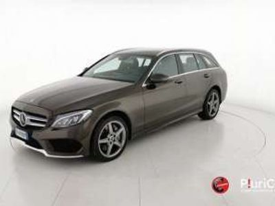 usata Mercedes C250 Classed SW 4Matic auto Premium Full LED EURO6 Diesel