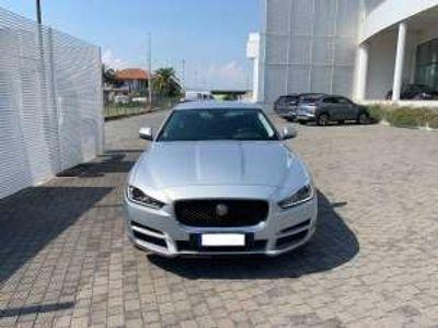 usata Jaguar XE 2.0 d turbo 180 cv awd aut. portfolio diesel