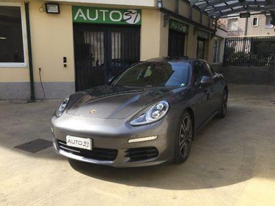 begagnad Porsche Panamera 3.0 Diesel Edition