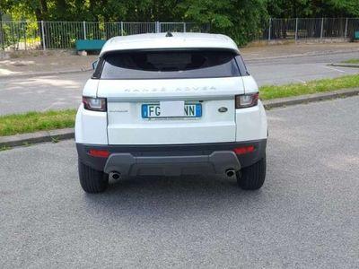 usata Land Rover Range Rover evoque 2.0 TD4 150 CV 5p. Bu