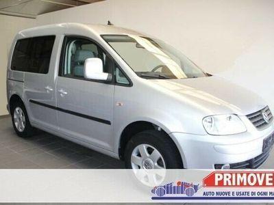 usata VW Caddy 2.0 Ecofuel 4p. Life Team 5 posti,clima aut.,cerch