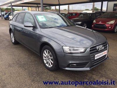 usata Audi A4 Avant 2.0 TDI 143CV -AUTOMATICA-