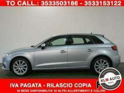 usata Audi A3 Sportback 30 g-tron S tronic**F24**PRO.CON.GAR.24