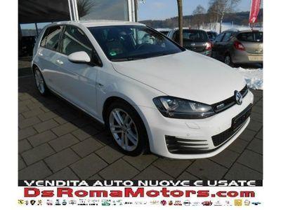 usata VW Golf 2.0 TDI 5p. GTD BlueMotion Technology DISCOVER PDC