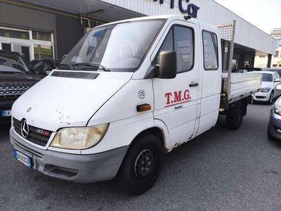 usata Mercedes Sprinter Tp35/35 313 CDI cat Telaio Cabi