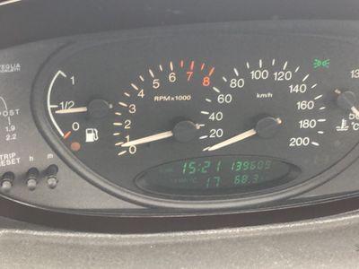 usata Lancia Ypsilon 2002