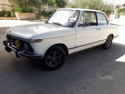 usata BMW 1602 - Anni 70