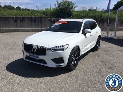 usata Volvo XC60 XC602.0 D5 R-design awd geartronic my18
