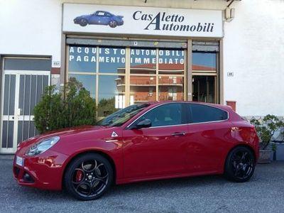 usata Alfa Romeo Giulietta Giulietta (2010)1750 Turbo TCT Quadrifoglio Verde