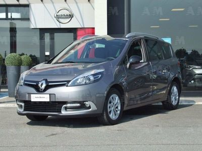 used Renault Scénic XMod dCi 110 CV EDC Limited