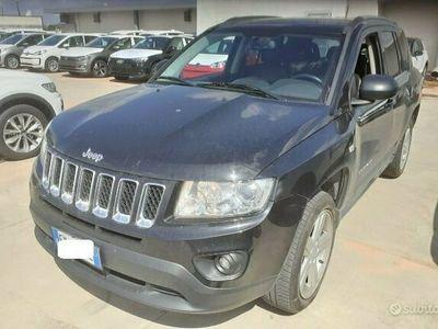 usata Jeep Compass 2.2 crd 4x4 limited 2012 nuovA