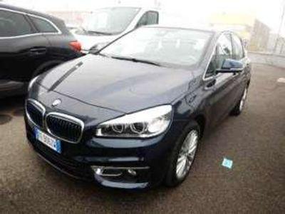 usata BMW 225 Xe iPerformance Luxury NaviPro Tetto Led H&K HUD Elettrica/Benzina