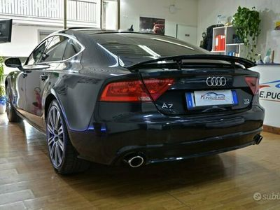 usata Audi A7 quattro S-line