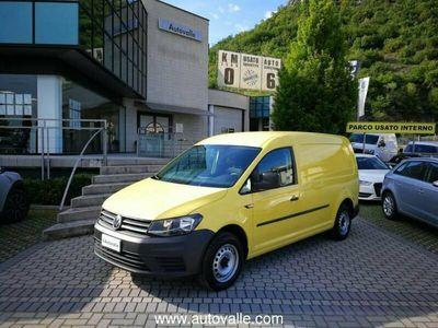 usata VW Caddy 2.0 TDI 102 CV Furgone Maxi
