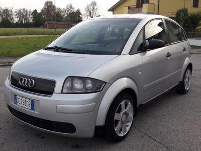 usata Audi A2 1.4 16V Top EURO 4 Neo PATENTATI