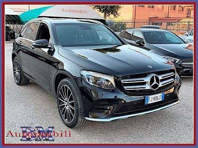 usata Mercedes GLC250 d 4Matic PREMIUM AMG IVA AIRMATIC NAVI 360 KAMERA