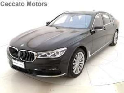 usata BMW 730 d xDrive Luxury Diesel