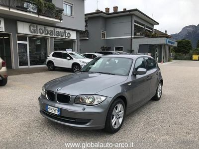 used BMW 118 Serie 1 d 2.0 143CV cat 5 porte Futura DPF