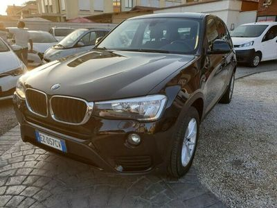 usata BMW X3 sDrive18d Business aut. navi. aziendale !!!!
