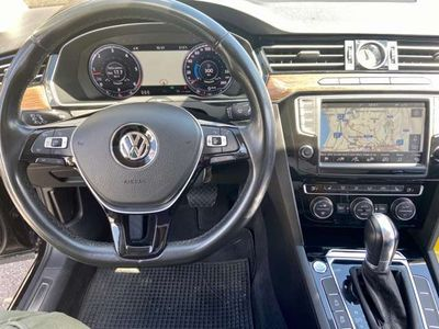 usata VW Passat Variant 2.0 TDI 190 CV DSG Highli
