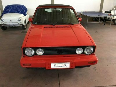 usata VW Golf Cabriolet 1600 sport benzina